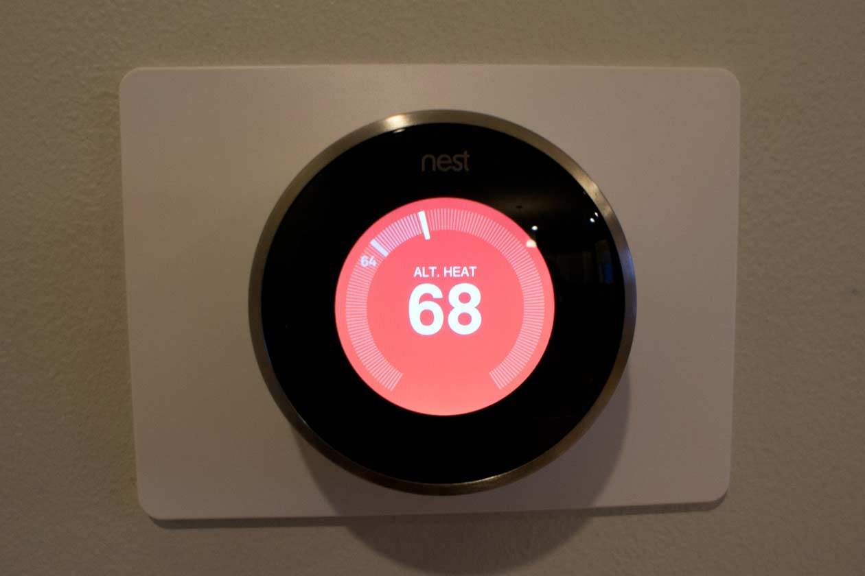 Urban House Nest Thermostat
