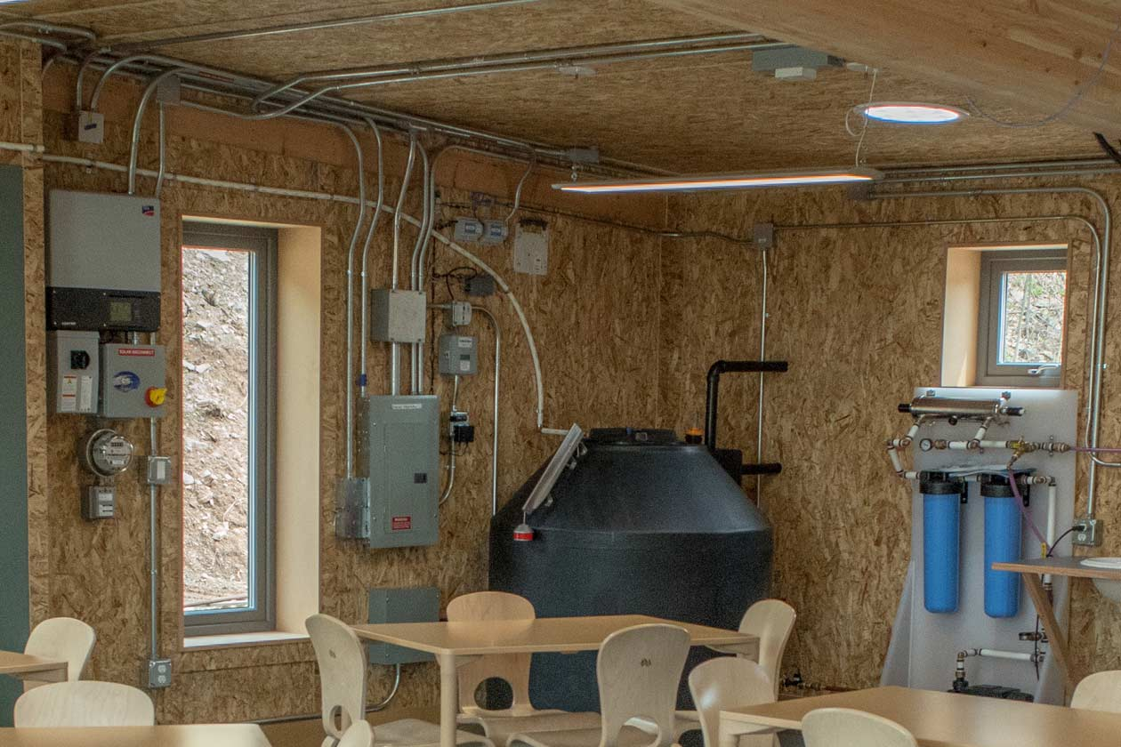 Seed Modular Classroom : Sustainable commercial construction green builder